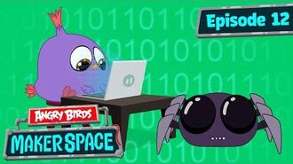 Angry_Birds_MakerSpace_-_Will's_Spider_Bot_Build_-_S1_Ep12