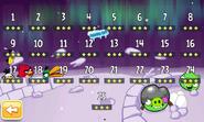 Angry Birds Seasons - уровни