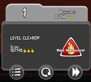 Ab volcano win screen