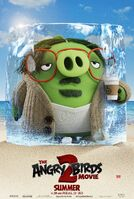 Angry Bird 2 Character Poster 01