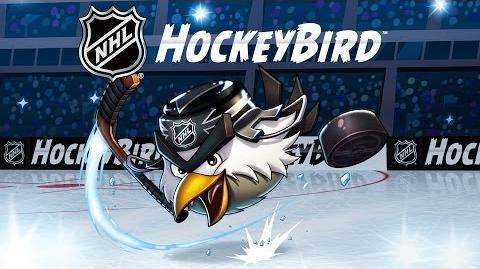 Introducing NHL HockeyBird