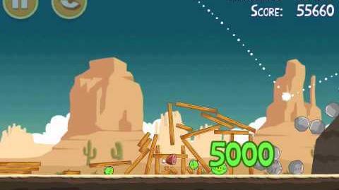 Angry_Birds_12-14_Ham_'em_High_3_star_Walkthrough
