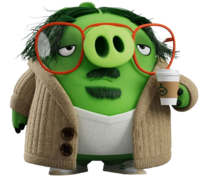 Garry Transparent Angry Birds Movie 2.png