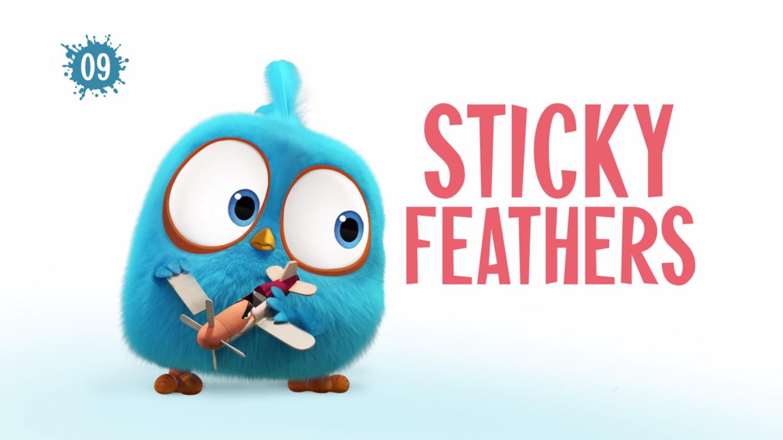 Sticky Feathers