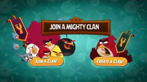 Angry Birds 2 – NEW Clans Update OUT NOW!