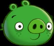 Freckles minion pig
