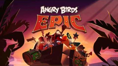 New! Angry Birds Epic Soundtrack Halls of the Hog