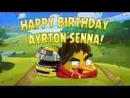 День рождения Сенны