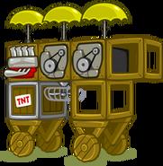 Bad Piggies vehicle