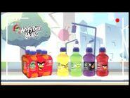 Fruit Shoot 'Angry Birds Skills' Advert (2014)