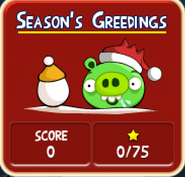 Seasons Greedins старая иконка