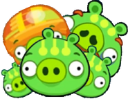 Angry Birds Ultrabook Pigs