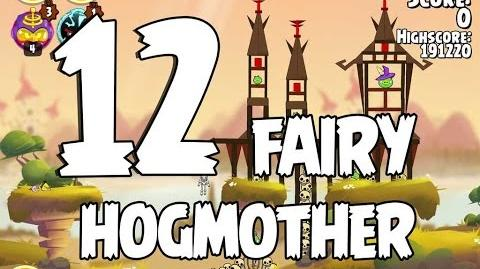 Fairy Hogmother 1-12