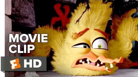 The Angry Birds Movie Movie CLIP - House of Horrors (2016) - Jason Sudeikis, Josh Gad Movie HD
