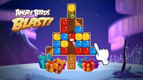 Angry Birds Blast - Happy Holidays!