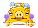 Angry Birds Fight! - Monster Pigs - Extra Love Pig