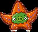 Angry Birds Fight! - Monster Pigs - Seastar Pig