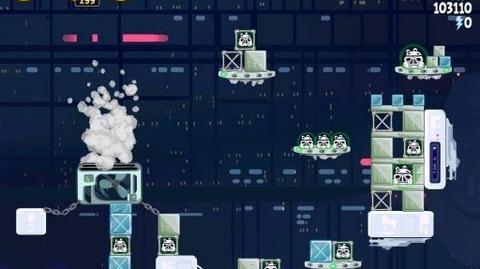 Cloud City 4-38 (Angry Birds Star Wars)/Video Walkthrough
