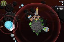 Danger Zone D-8 (Angry Birds Space)