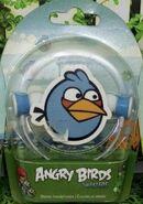 Angry Birds Gear4 Tweeters Blue Bird (Feathery Blue Bird, New Version)