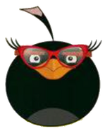 Momb Angry Birds Toons Diseño