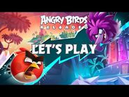 🔴 LIVE - Angry Birds Reloaded Let's Play