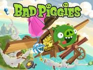 Bad Piggies (Экран от 3.06)