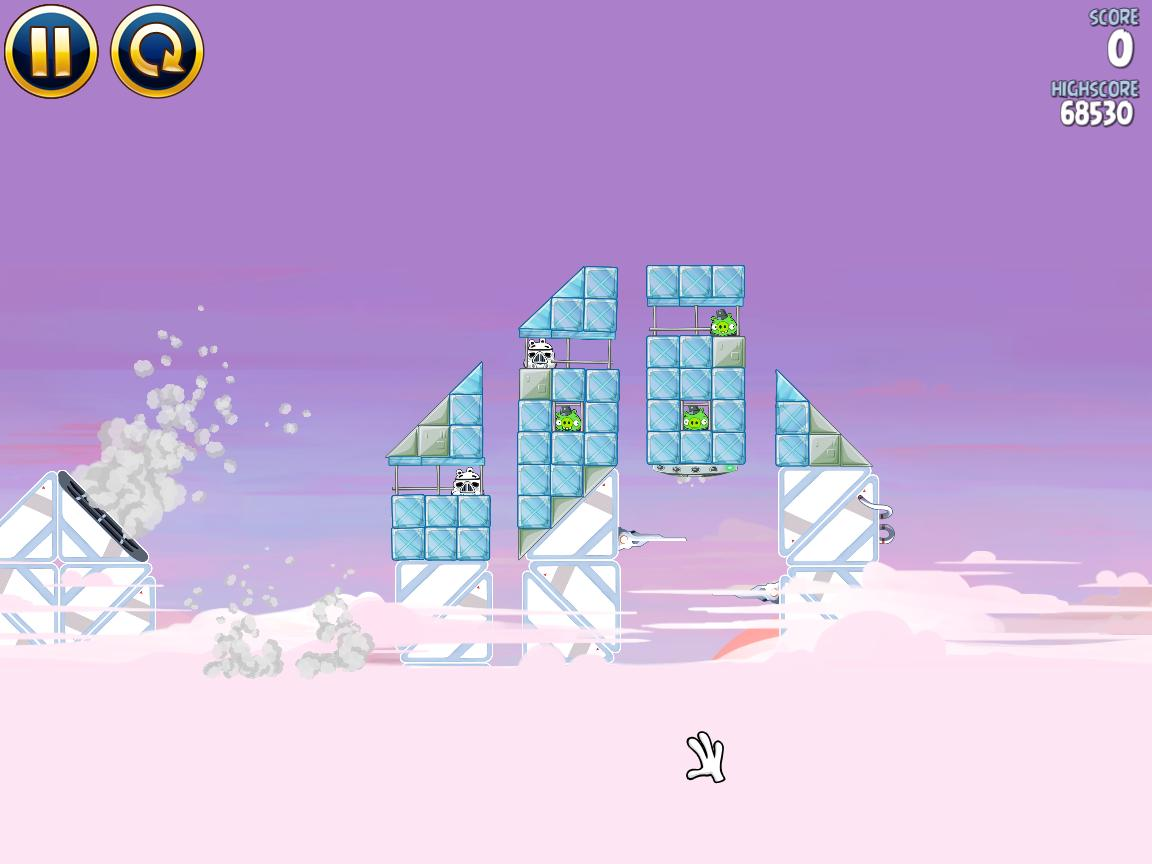 Cloud City 4-2 (Angry Birds Star Wars)
