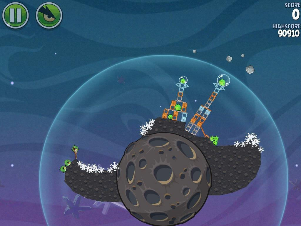 Cold Cuts 2-17 (Angry Birds Space)