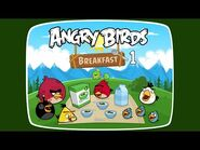 Pigs stole my cereal - Angry Birds Breakfast 1