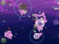 Cosmic Crystals 7-4 (Angry Birds Space)