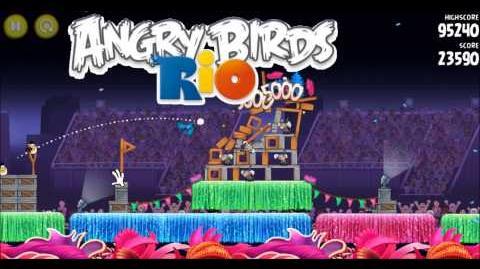 Музыка Angry Birds Rio