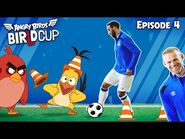 Angry Birds - BirLd Cup - Obstacle Course - Ep4