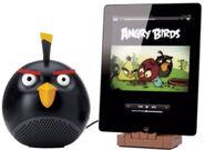 Angry Birds Gear4 Bomb Bird Speaker