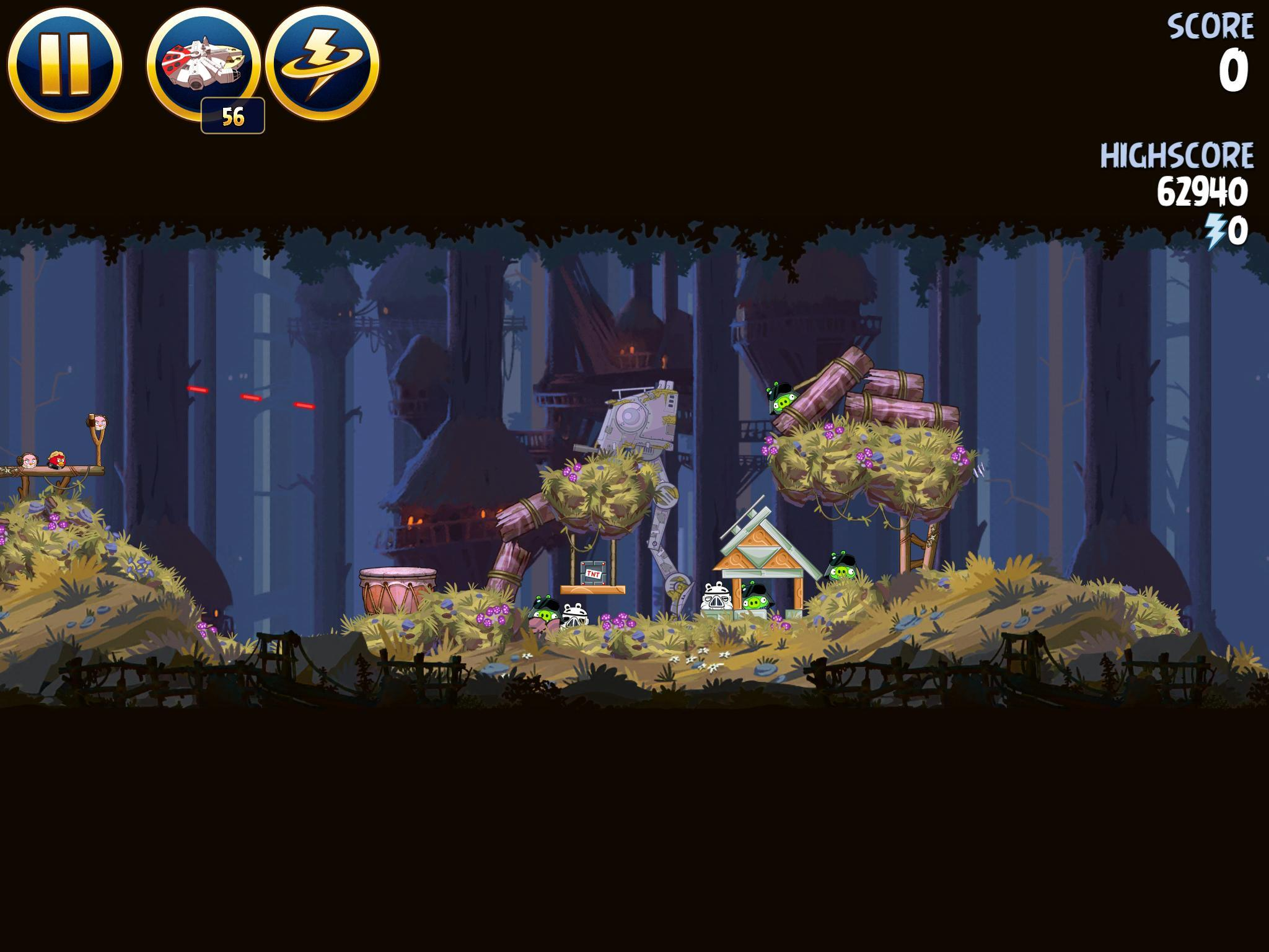 Moon of Endor 5-23 (Angry Birds Star Wars)