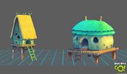 Концепт домов