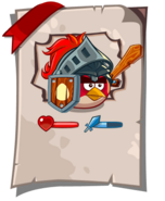 Angry birds-epic-cards red