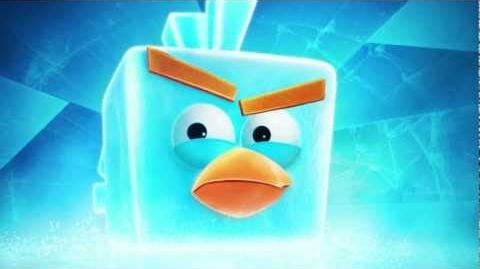 Ice Bird debuts in Angry Birds Space on March 22