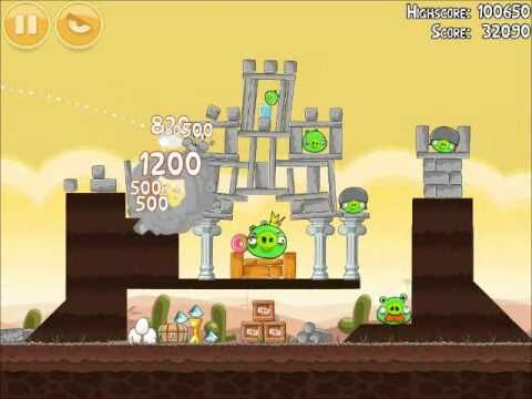 Official_Angry_Birds_Walkthrough_Poached_Eggs_3-21