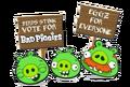 Vote for Bad Piggies