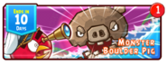 Angry Birds Fight! - Monster Pigs - Boulder Pig - Incoming