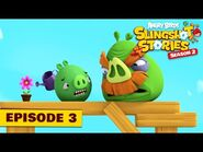 Angry Birds Slingshot Stories S2 - Fearsome Flora Ep3