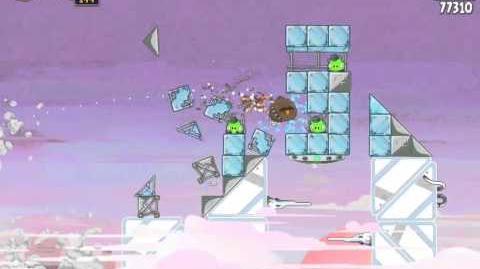 Cloud City 4-2 (Angry Birds Star Wars)/Video Walkthrough