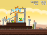 Angry Birds (game)/Glitches