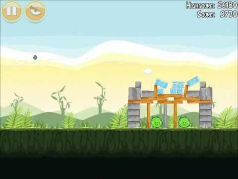 Official_Angry_Birds_Walkthrough_Poached_Eggs_2-12