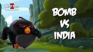 Angry Birds Movie 2 - Bomb vs India - In Cinemas Now