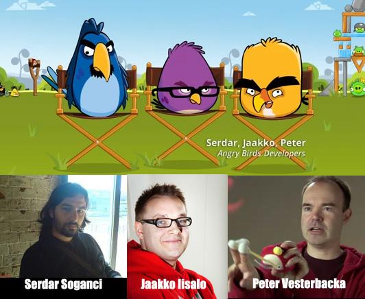 Developer Birds