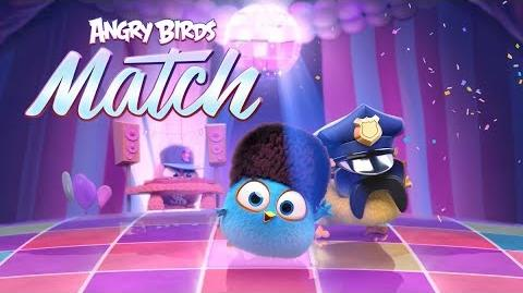 Angry Birds Match Official Gameplay Trailer