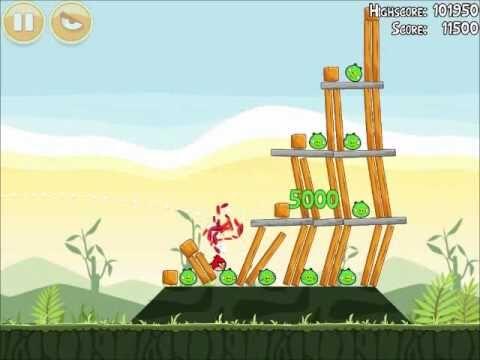 Official_Angry_Birds_Walkthrough_Poached_Eggs_2-3