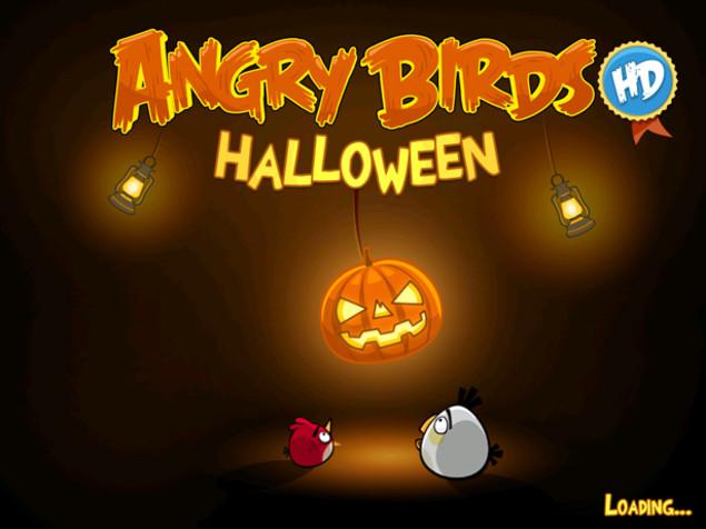 Angry Birds Seasons/Gallery
